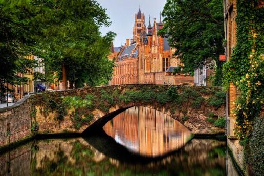 Bruges, luogo da favola per la proposta di matrimonio