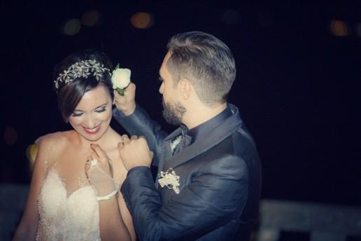 Glenda e Giuliano sposi di Davino