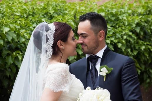 valentina e ugo davino spose