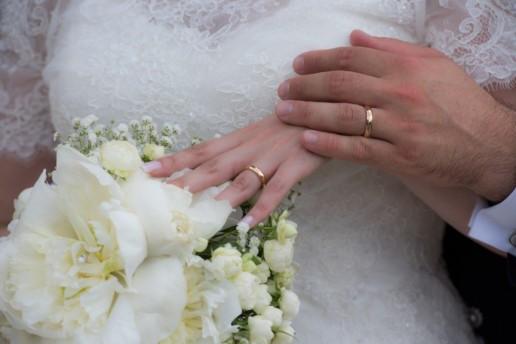 valentina e ugo sposi