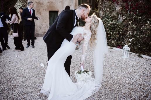 Aurora e Alessio storia sposi