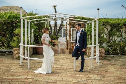 Lucia e Lorenzo sposi