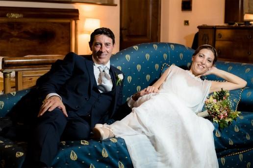 Marco e Lianka sposi
